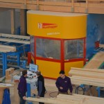 CNC-Abbund-Hundegger-Robot-Drive