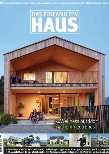 Das Einfamilienhaus 5_2017 Titelseite